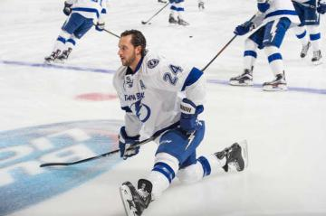 Blackhawks vs Lightning   10242015   Tampa Bay Lightning   Photos