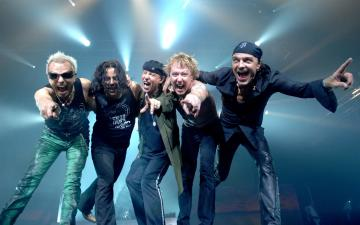 Scorpions band heavy metal hard rock band from Hannover Germany High