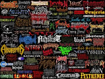 band ganas death metal is an extreme subgenre of heavy metal music