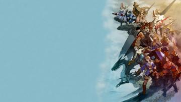 Final Fantasy Iphone Wallpaper