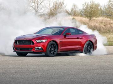 2016 Ford Mustang Wallpapers