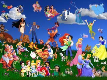 Walt Disney desktop