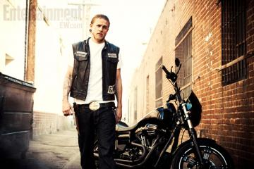 Showing Gallery For Charlie Hunnam Sons Of Anarchy Wallpaper