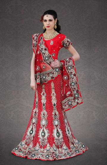 Indian Bridal Lehenga Online Indian Lehnga Dress Suites Design 2014