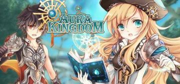Aura Kingdom nuevo MMO de estilo anime