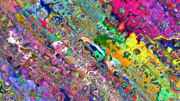 Psychedelic Computer Wallpapers Desktop Backgrounds 1600x900 ID