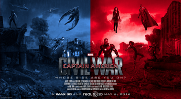 Civil War Movie Wallpapers in High Definition Desktop Quality