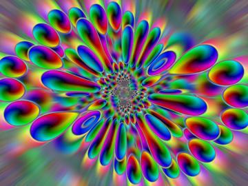 trippy desktop background wallpaper earth heart trippy desktop