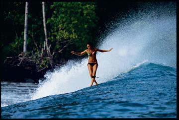 Longboard Surf Wallpaper Longboard surfing champion