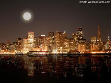 City Night Lights Wallpaper City Night Lights