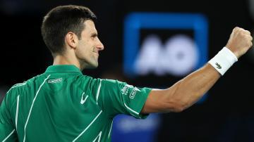 Australian Open 2020 Djokovic to enjoy every moment