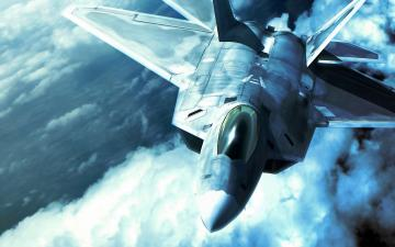 22 Raptor in Ace Combat Wallpapers HD Wallpapers