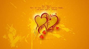 Fall In Love Quotes HD Wallpaper of Love   hdwallpaper2013com