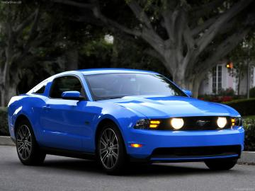 Just my Desktop Ford Mustang 2010