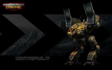 MWO Forums   Desk top wallpaper Catapult