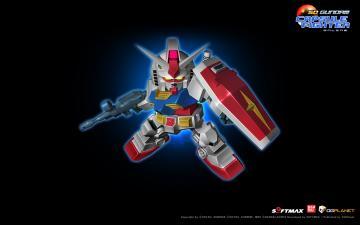 SD Gundam Capsule Fighter wallpaper 1   MMORPG Photo   MMOsitecom