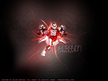 Wallpapers   Adrian Peterson Oklahoma Sooners wallpaper