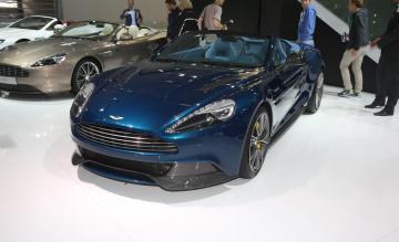 2014 Aston Martin Vanquish Volante photo
