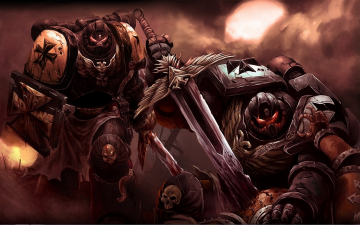 Warhammer 40K Wallpaper 1440x900 Warhammer 40K Space Marines