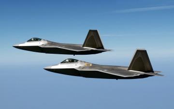 Lockheed Martin F 22 Raptor wallpaper 13542