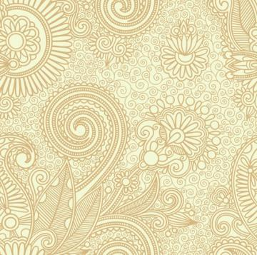 Seamless Floral Pattern Background Vector Graphics All