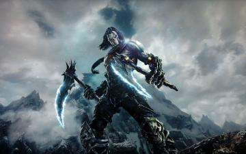 Darksiders 2 Character wallpapers Darksiders 2 Character stock
