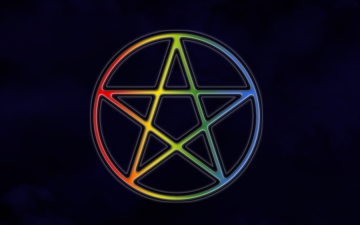 Pentacle Wallpaper