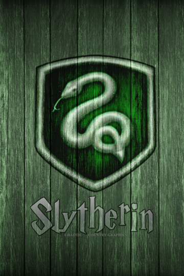 Harry Potter IPhone Wallpaper Slytherin 1