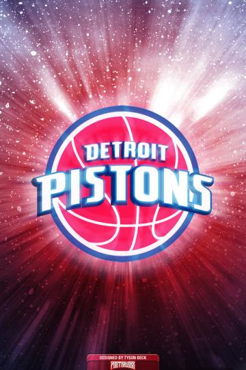 Detroit Pistons Iphone Wallpaper Detroit pistons logo wallpaper
