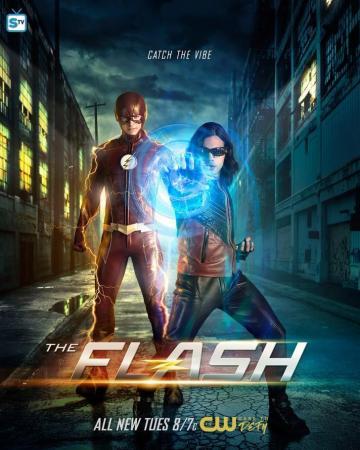 The Flash Season 4 Wallpapers