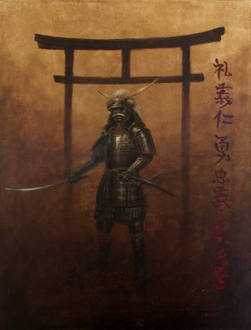Bushido Samurai Wallpaper Bushido by nordheimer