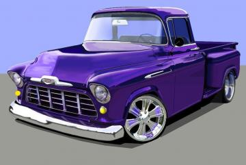custom chevy truck wallpaper   ForWallpapercom
