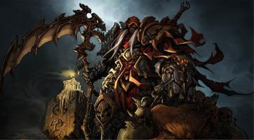 Concept Art   Action Rpg Games Wallpaper Image featuring Darksiders