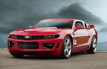 2012 Camaro Automotive Todays