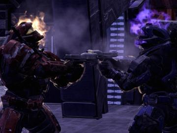 Halo Reach Epic Battle Of Halo by purpledragon104