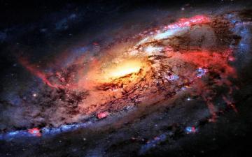 space flight sky stars Space HD Wallpaper