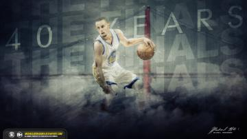 Stephen Curry The Finals wallpaper by michaelherradura