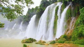 Screensavers Screensaver Themes Waterfall wallpapers HD   146663