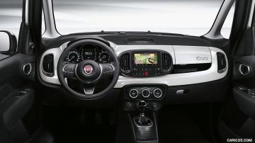 2018 Fiat 500L Urban Cross and Wagon Euro Spec Wallpaper