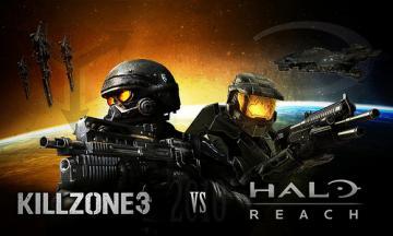 Killzone 3 vs Halo Reach Flickr   Photo Sharing