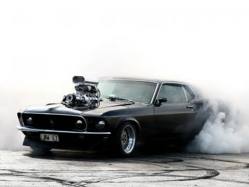 Download HQ black Mustang Wallpaper Num 16 1280 x 960 2453 Kb