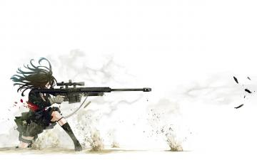 Anime Sniper Wallpapers HD Wallpapers