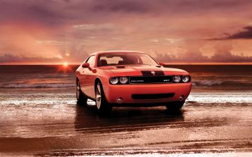2008 Dodge Challenger SRT8 3 Wallpapers HD Wallpapers