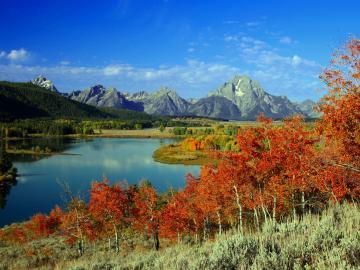 National Park Wallpapers GrandTeton National Park Desktop Wallpapers