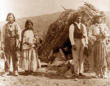 apache indians images pictures