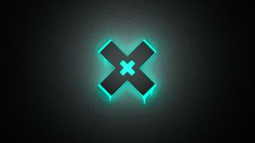 Neon X Abstract HD Wallpapers
