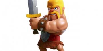 Barbarian Clash Of Clans Clash of clans barbarian king