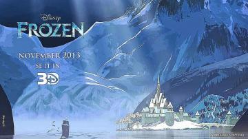 Frozen 3D Movie Wallpaper Hd View Wallpapers