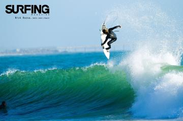 May 2012 Issue Wallpaper SURFING Magazine