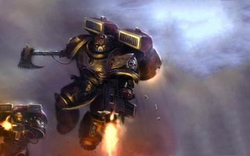 Warhammer 40k Space Marines   Hot Girls Wallpaper
